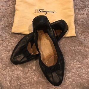 Ferragamo Flats